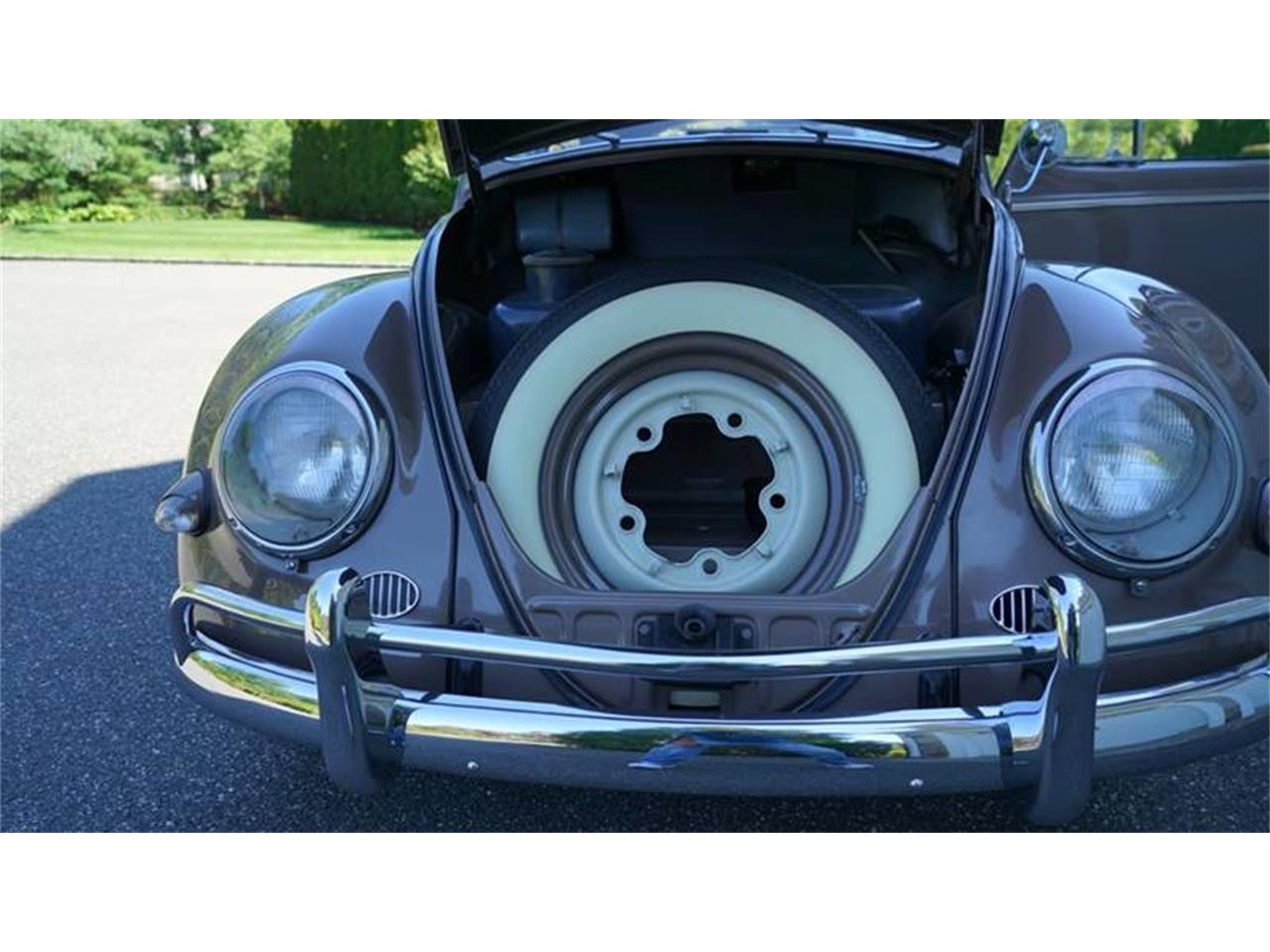 Large Picture of 1955 Beetle Offered by Fiore Motor Classics - OVOE