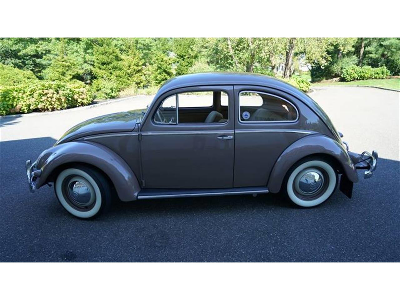 Large Picture of Classic '55 Volkswagen Beetle located in Old Bethpage  New York - OVOE