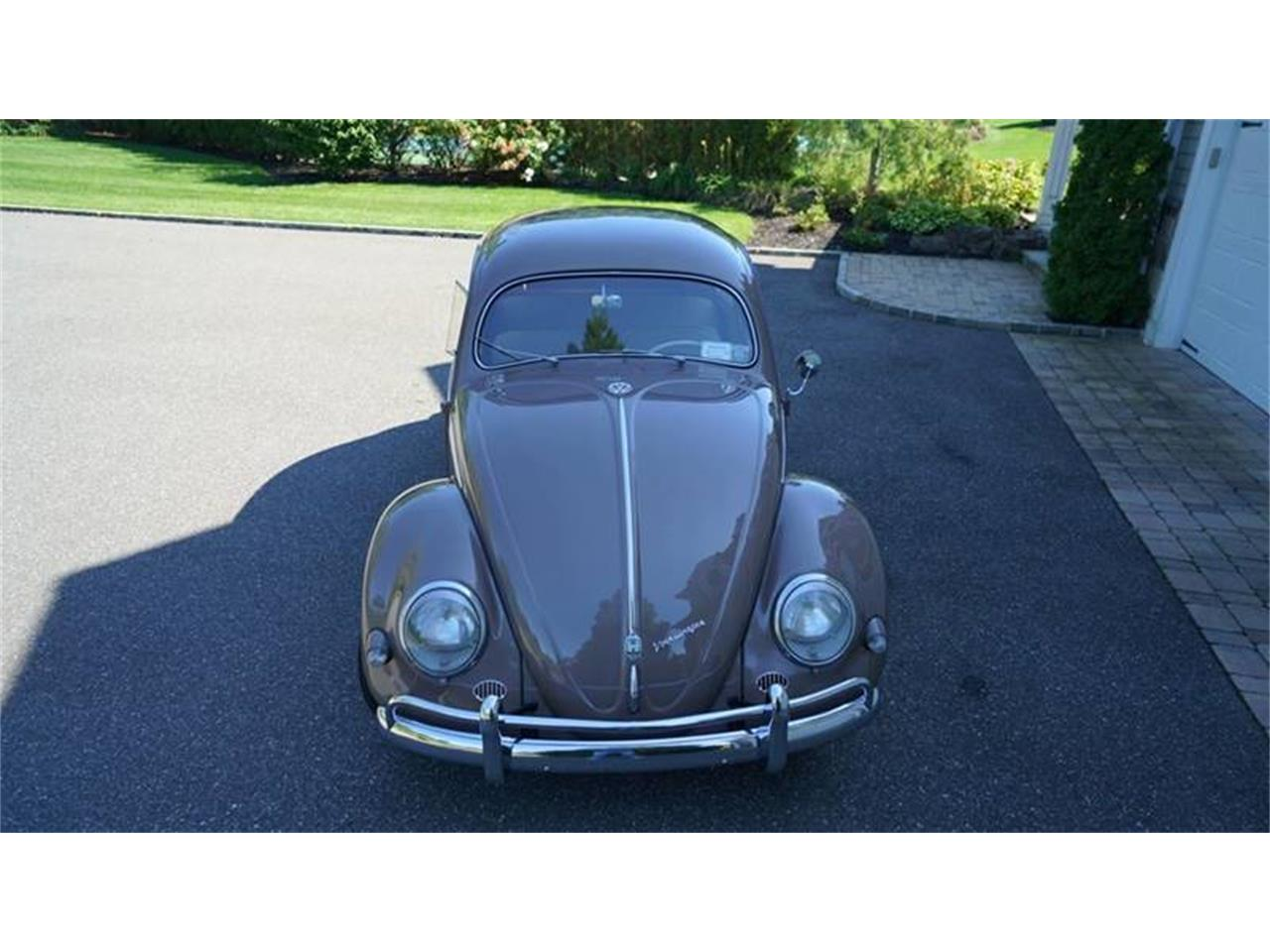Large Picture of '55 Volkswagen Beetle located in Old Bethpage  New York - $37,500.00 - OVOE