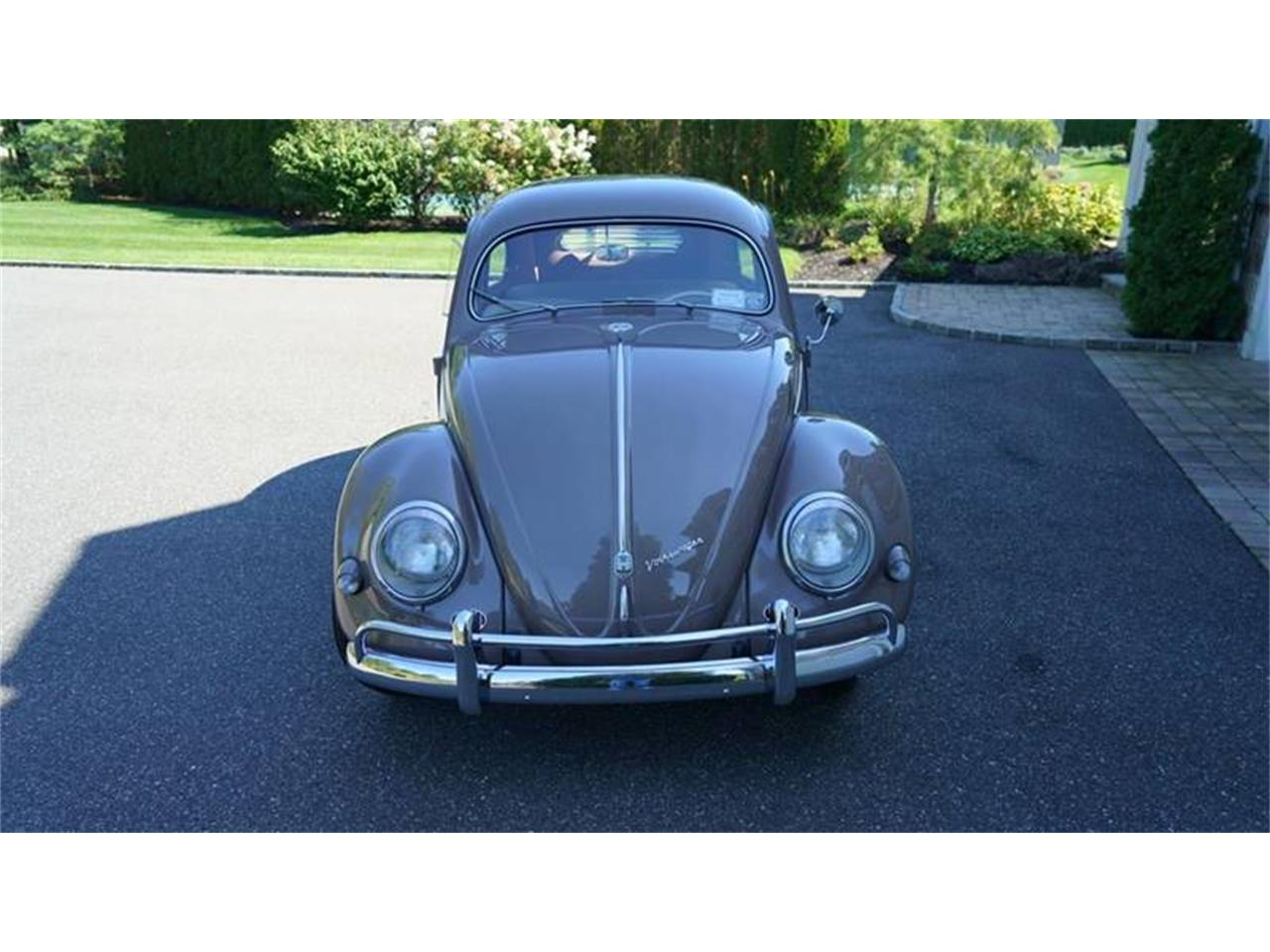 Large Picture of '55 Volkswagen Beetle located in Old Bethpage  New York - OVOE