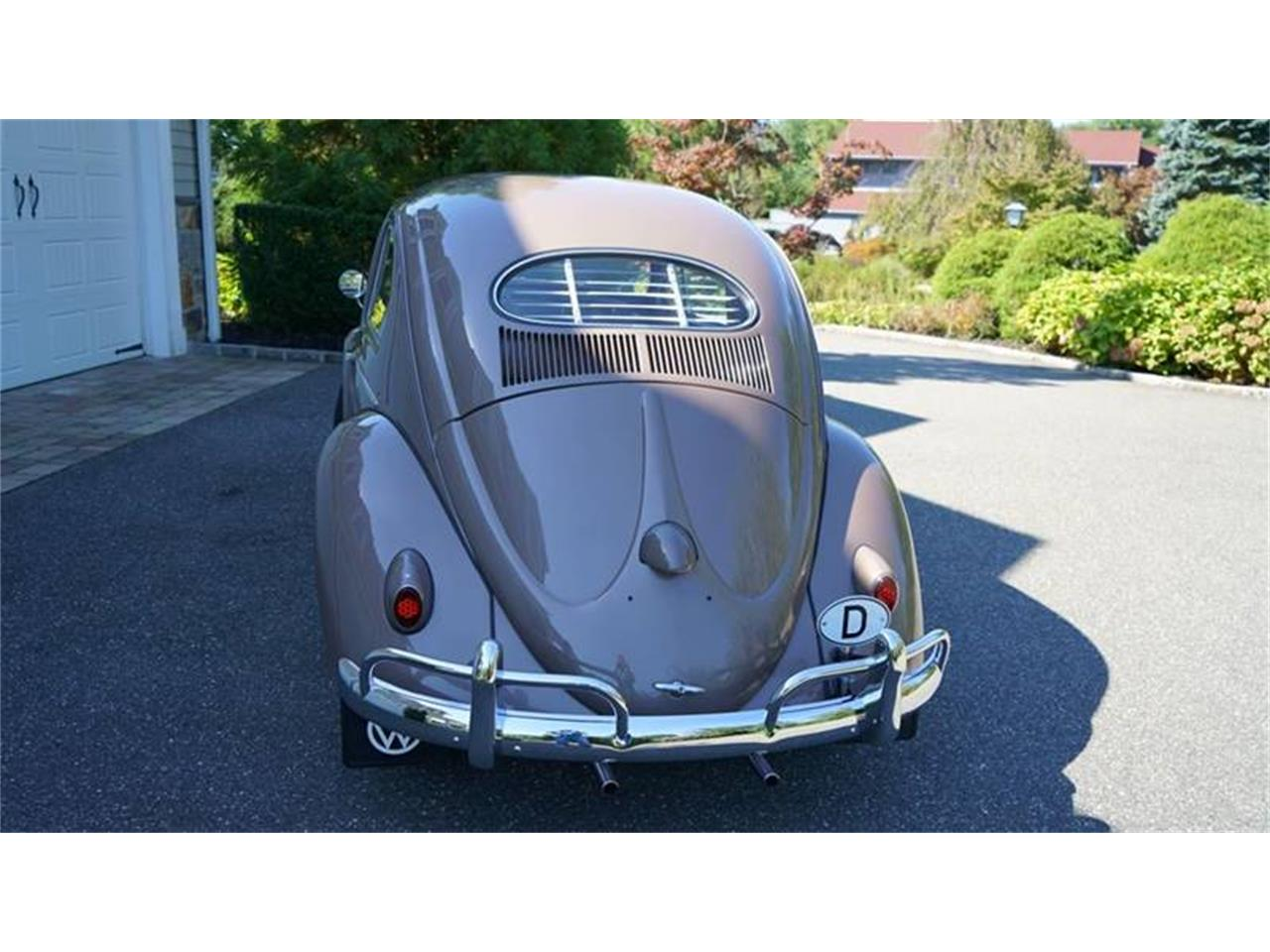 Large Picture of Classic 1955 Volkswagen Beetle located in New York - $37,500.00 - OVOE