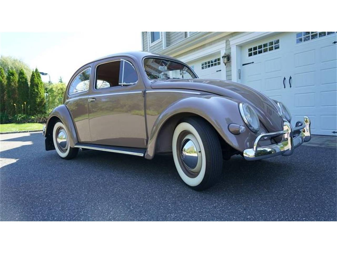 Large Picture of '55 Volkswagen Beetle located in New York - $37,500.00 Offered by Fiore Motor Classics - OVOE