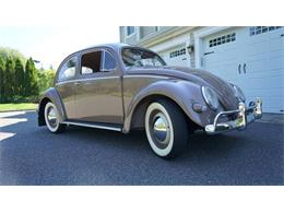 Picture of 1955 Volkswagen Beetle located in New York Offered by Fiore Motor Classics - OVOE