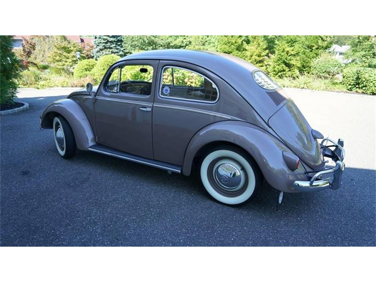 Large Picture of Classic '55 Volkswagen Beetle located in New York - OVOE