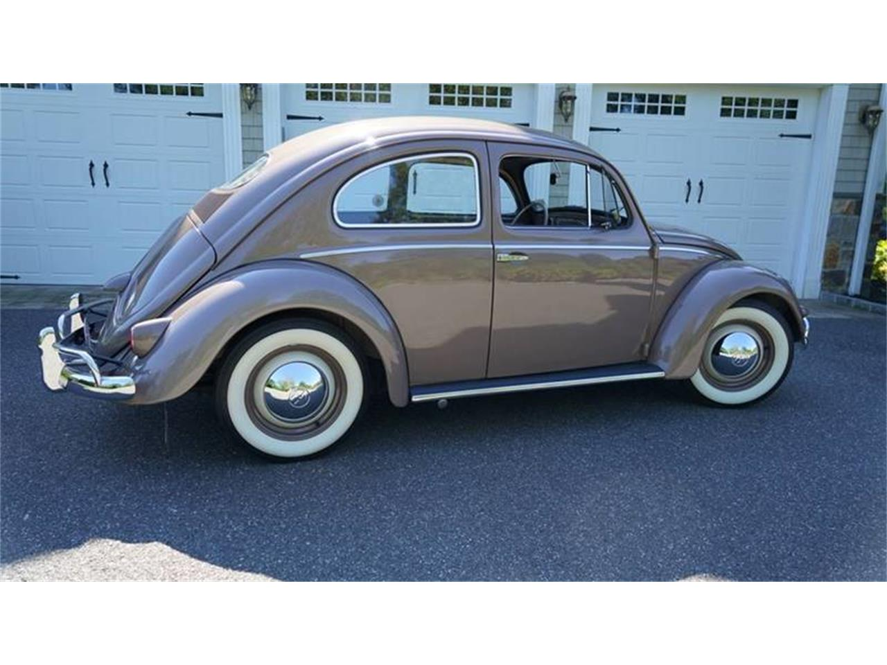 Large Picture of 1955 Beetle located in Old Bethpage  New York Offered by Fiore Motor Classics - OVOE