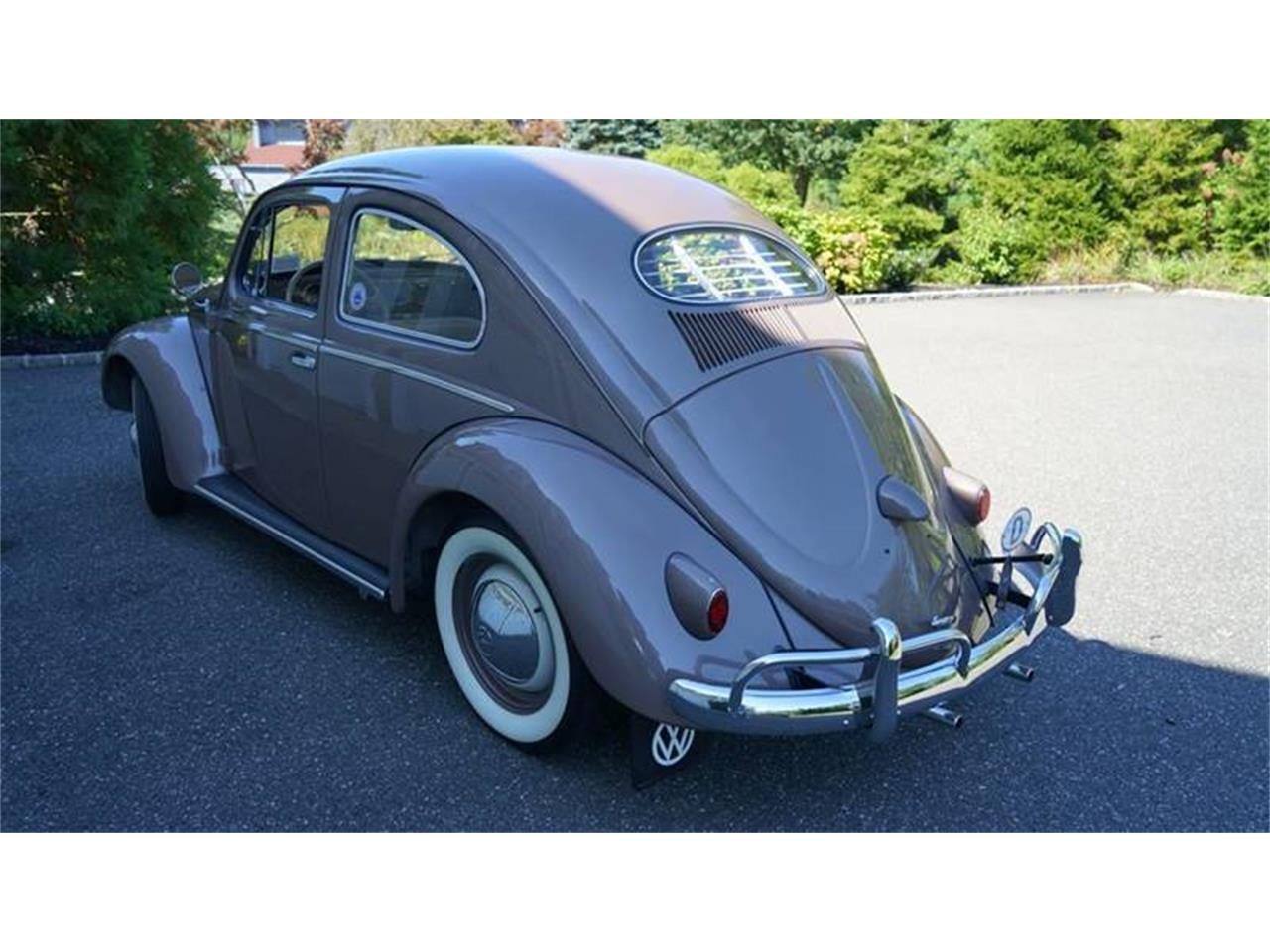 Large Picture of '55 Volkswagen Beetle located in New York - OVOE
