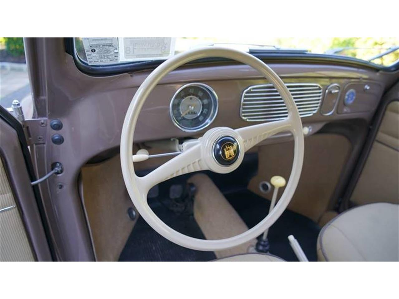 Large Picture of '55 Beetle - $37,500.00 Offered by Fiore Motor Classics - OVOE