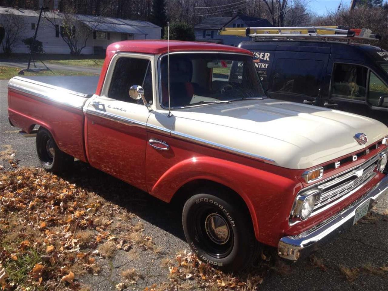 Large Picture of '66 F100 - P185