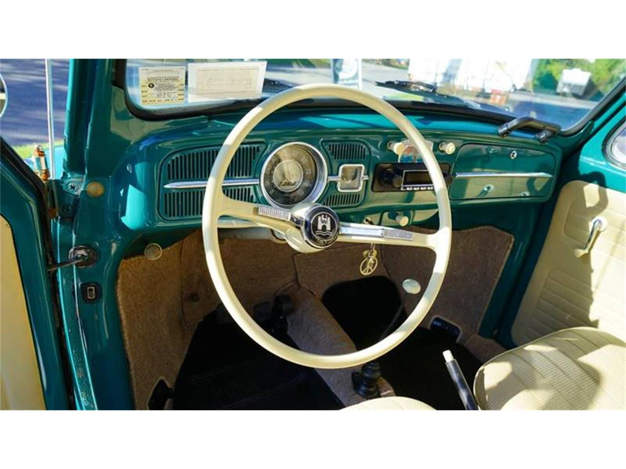 Large Picture of '65 Beetle - OVOG