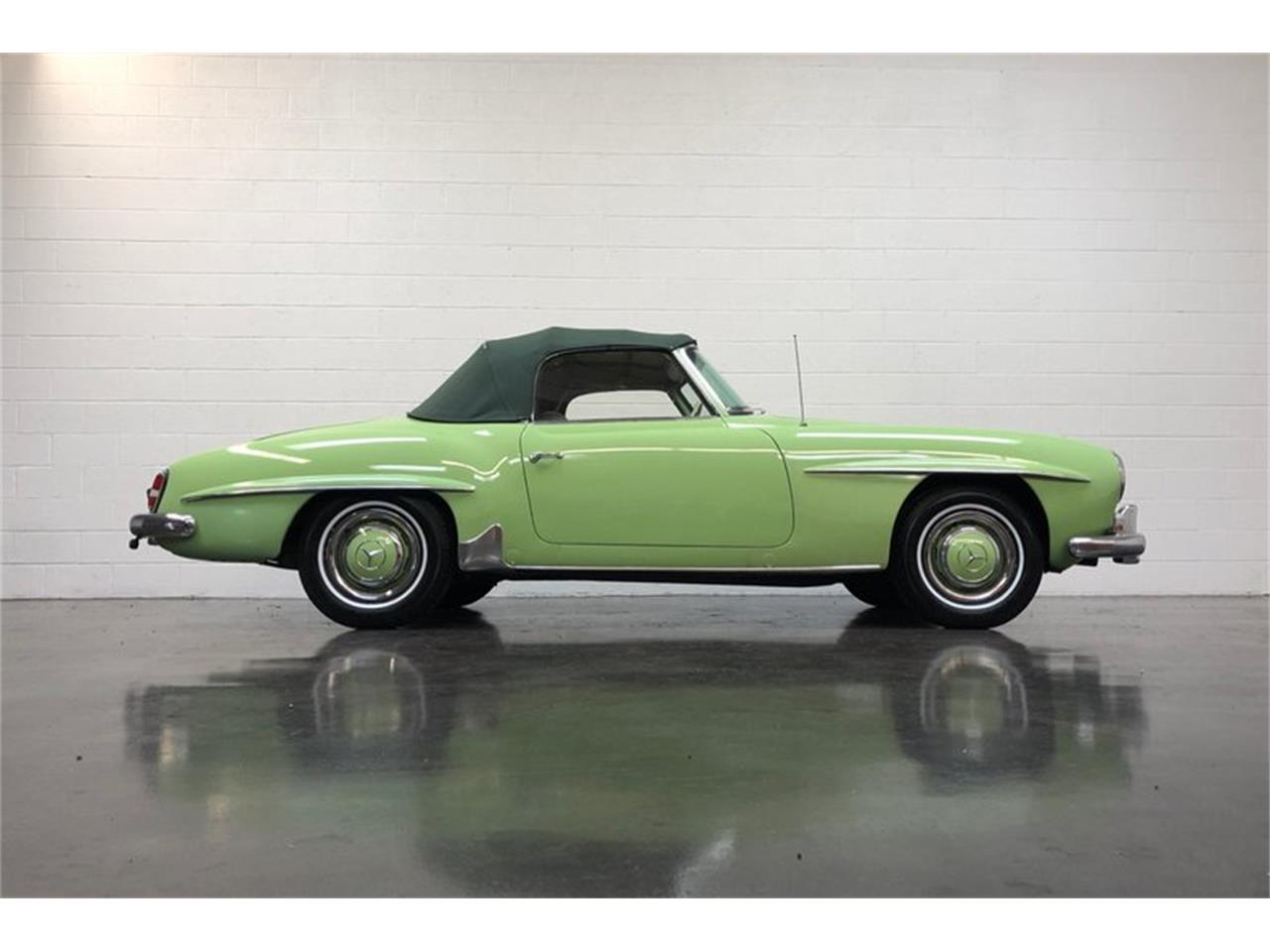 Large Picture of Classic 1959 Mercedes-Benz 190SL Offered by European Collectibles - P18H