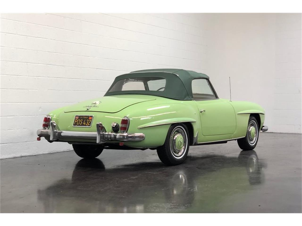 Large Picture of '59 Mercedes-Benz 190SL - $94,500.00 - P18H