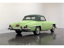 Picture of Classic '59 190SL located in California - $94,500.00 Offered by European Collectibles - P18H