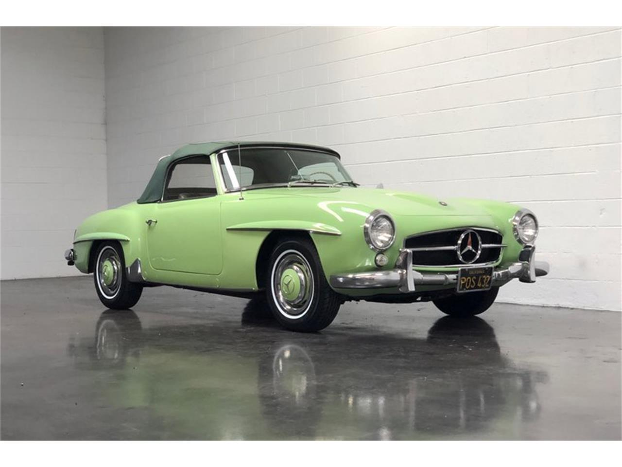 Large Picture of Classic '59 Mercedes-Benz 190SL located in California - $94,500.00 - P18H