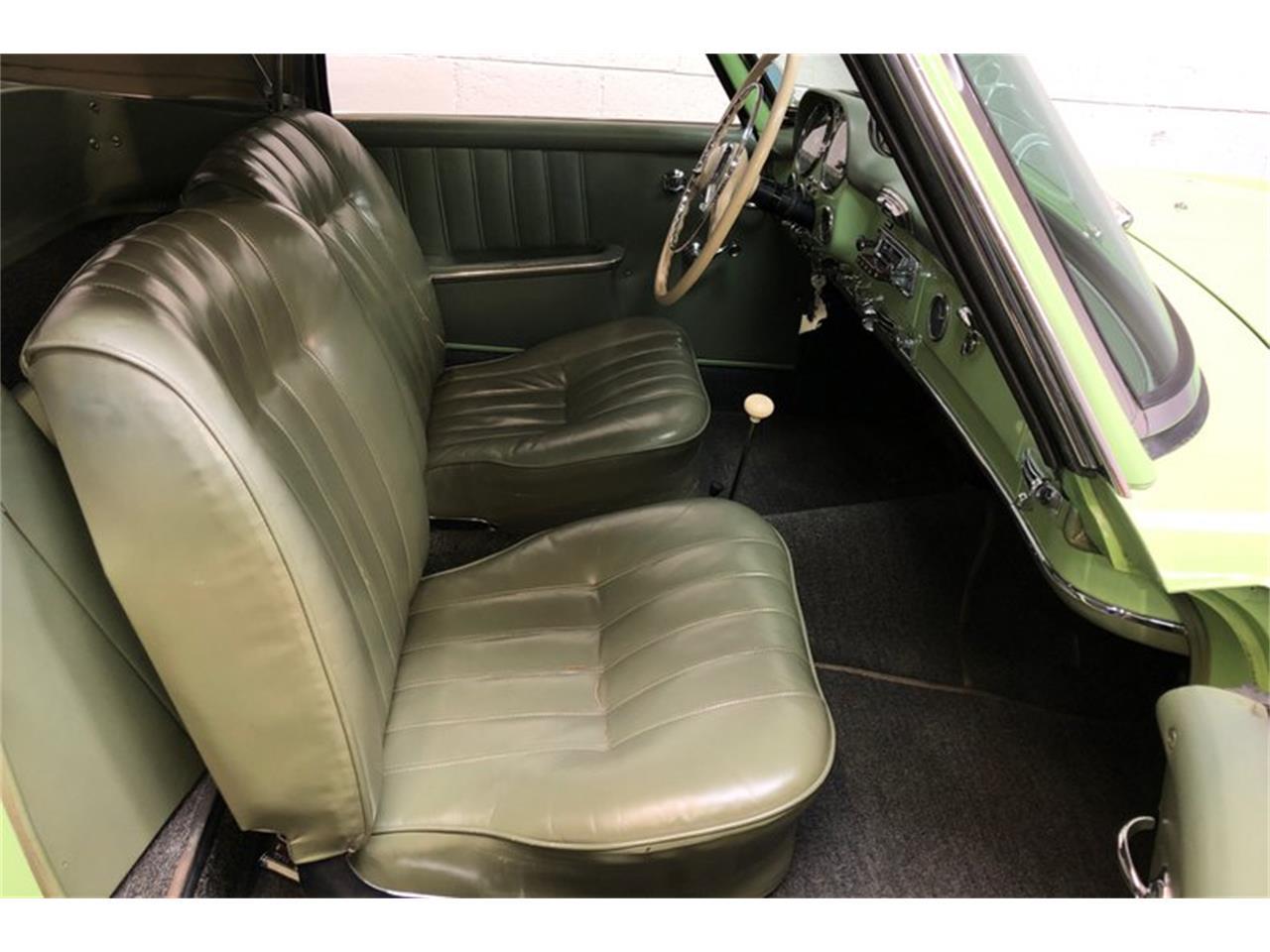 Large Picture of Classic 1959 Mercedes-Benz 190SL located in Costa Mesa California - P18H