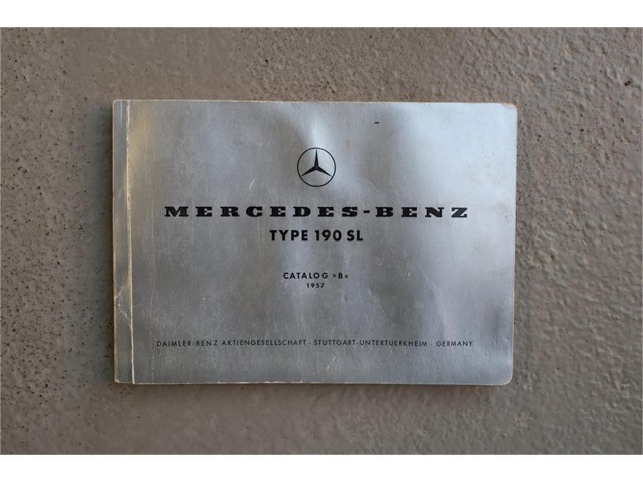 Large Picture of '59 190SL - P18H