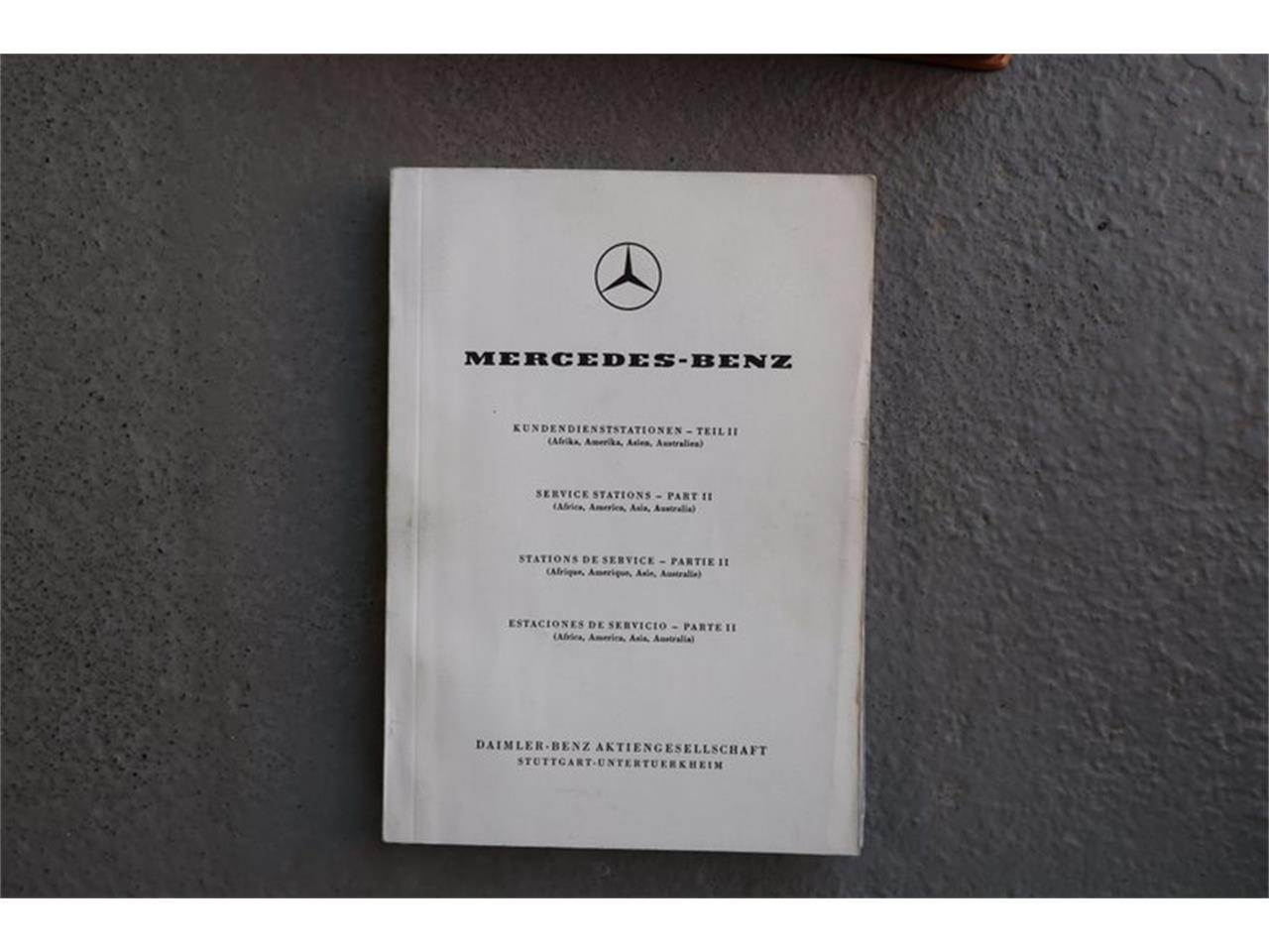 Large Picture of Classic 1959 Mercedes-Benz 190SL - $94,500.00 Offered by European Collectibles - P18H