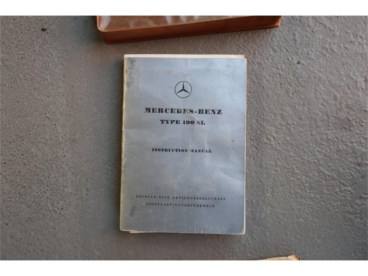 Large Picture of Classic '59 Mercedes-Benz 190SL located in Costa Mesa California - P18H
