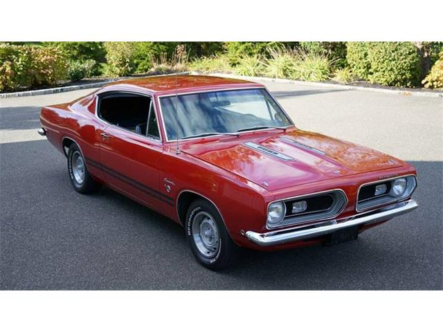 Picture of '68 Barracuda - OVOH