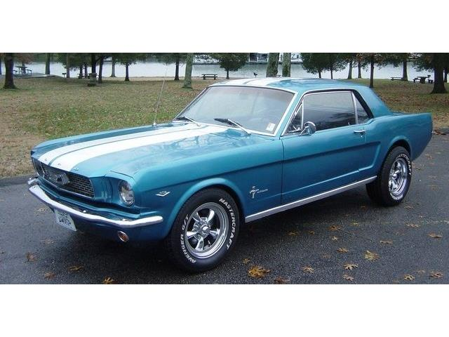 Picture of '66 Mustang - P18W