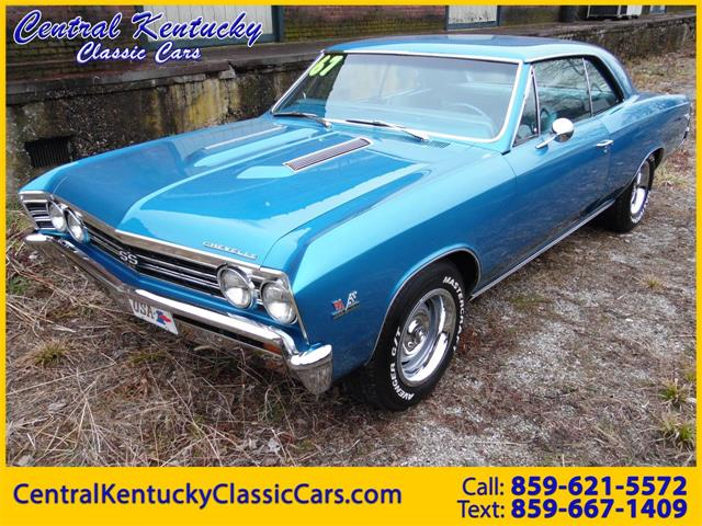 Picture of Classic '67 Chevrolet Chevelle located in Kentucky - P190