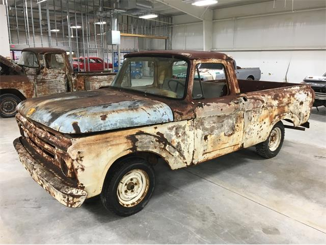 Picture of '62 Ford F100 - P199