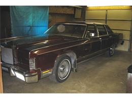 Picture of 1979 Lincoln Continental Offered by a Private Seller - P19C