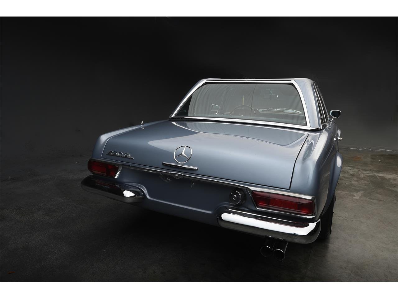 Large Picture of '67 250SL - P19D