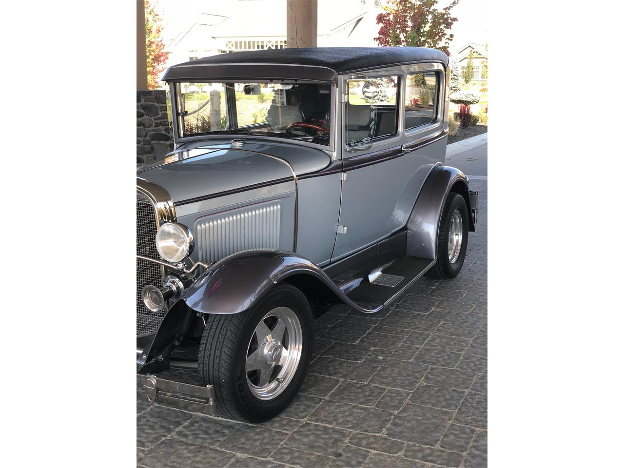Large Picture of '31 Model A - P19R