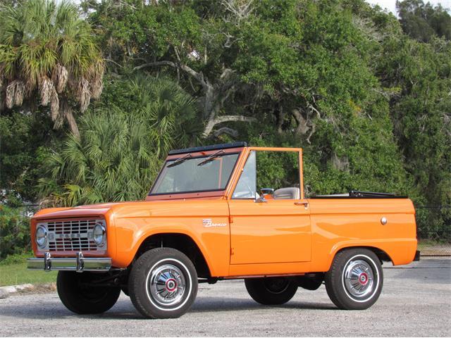 Picture of '66 Bronco - P19S