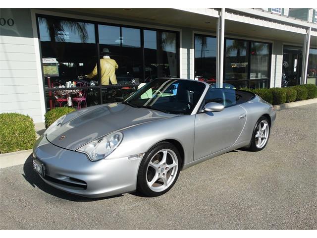 Picture of '02 911 Carrera - OVOL