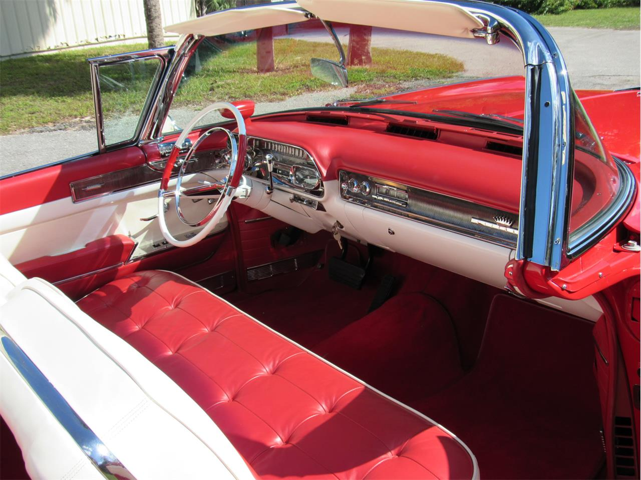 Large Picture of '58 Convertible - P19U