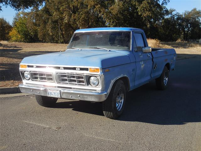 Picture of '75 F250 - OVOM
