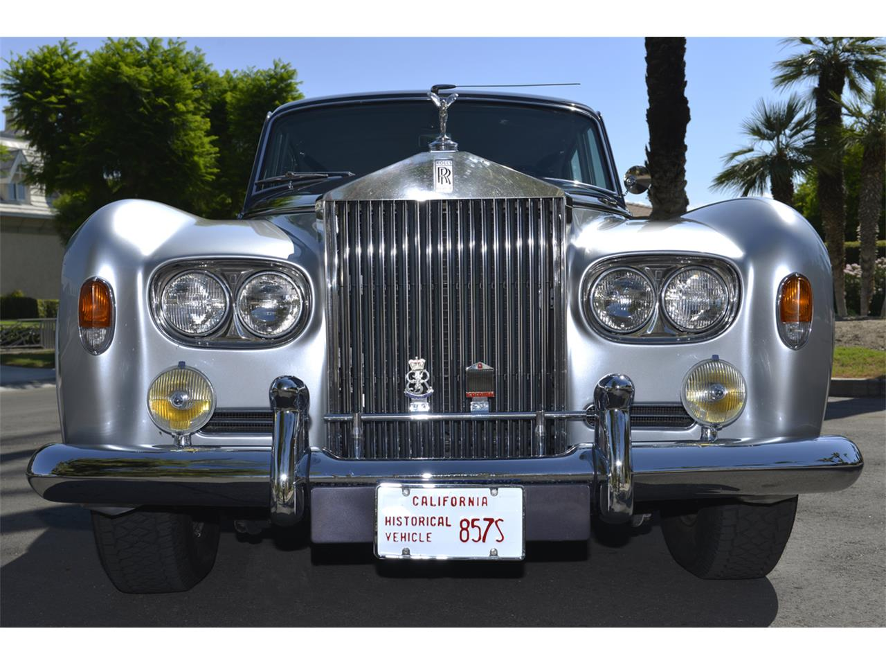 Large Picture of '64 Silver Cloud III - P1A8