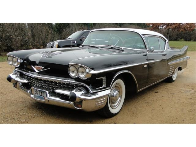 Picture of '58 Coupe DeVille - P1AA