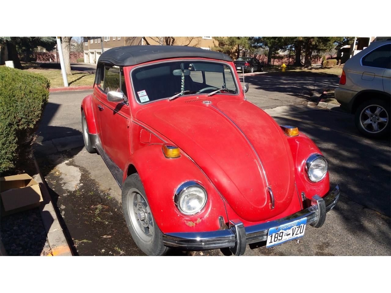 Large Picture of Classic '70 Volkswagen Cabriolet - $9,000.00 Offered by a Private Seller - P1AC