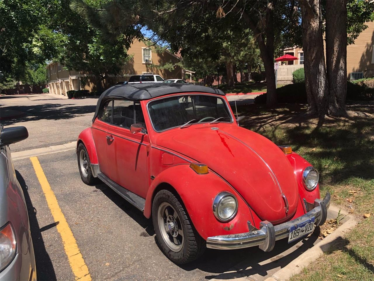 Large Picture of 1970 Volkswagen Cabriolet located in Colorado - $9,000.00 Offered by a Private Seller - P1AC