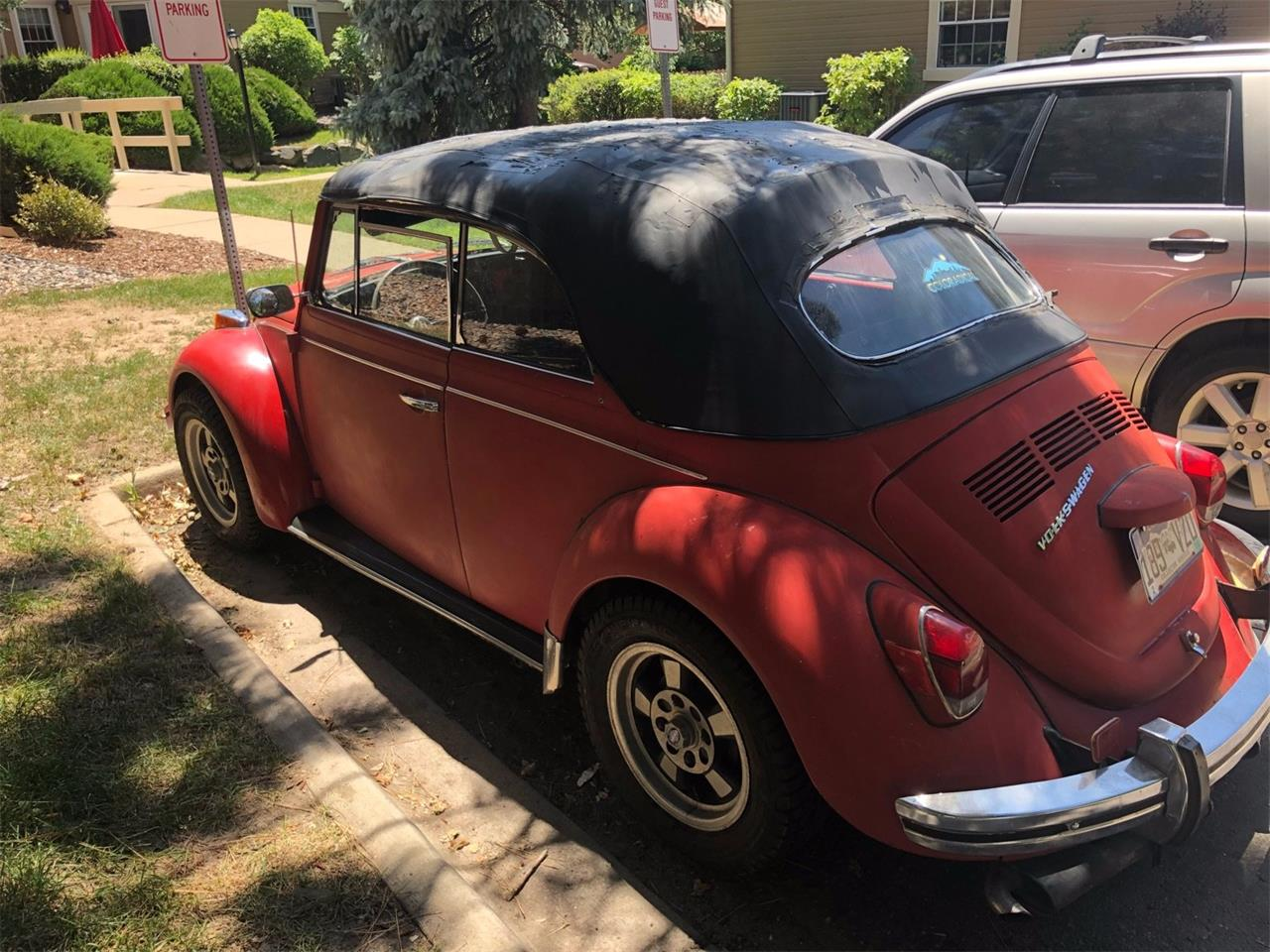 Large Picture of Classic '70 Volkswagen Cabriolet located in Aurora Colorado Offered by a Private Seller - P1AC