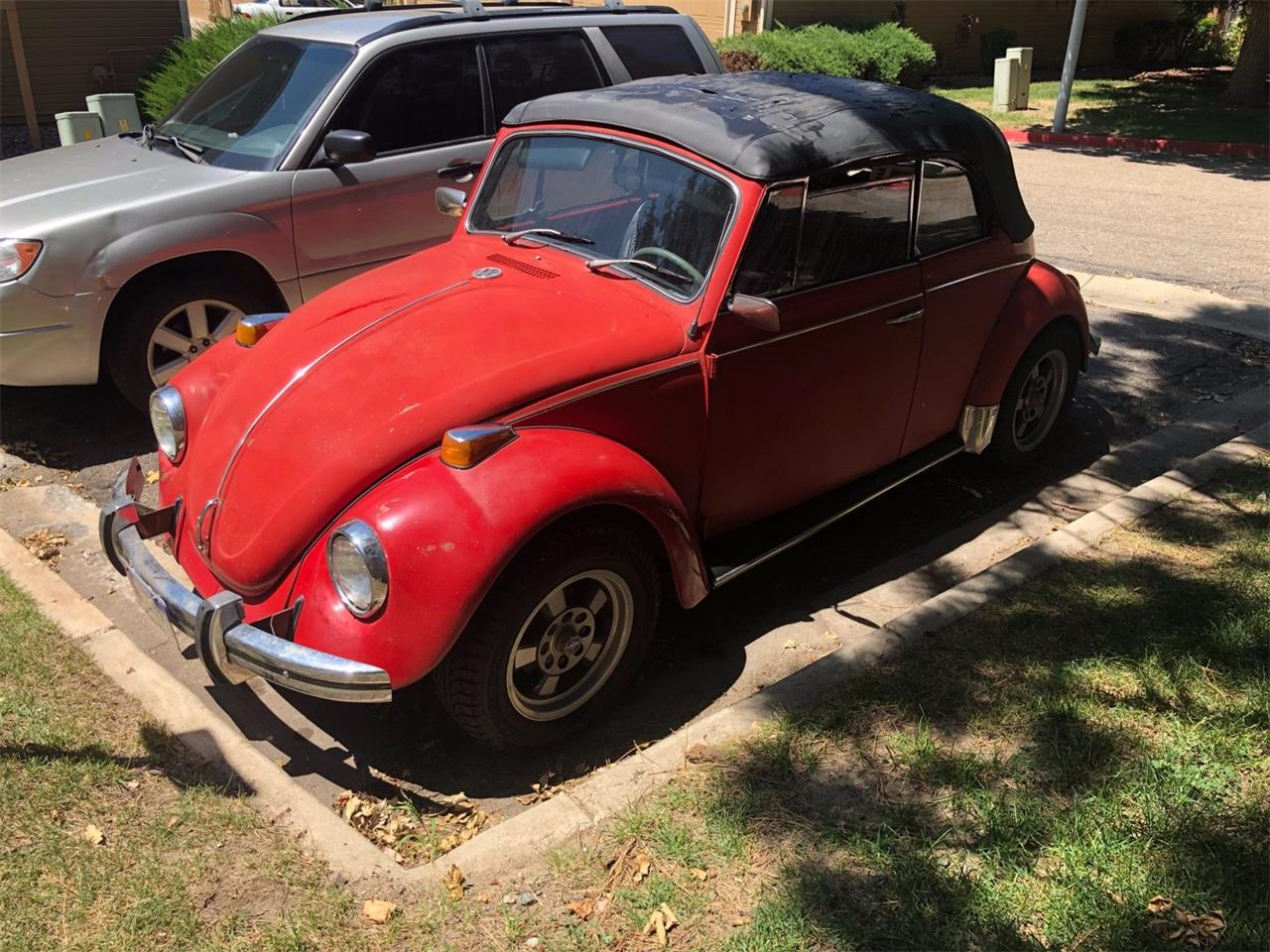 Large Picture of Classic '70 Volkswagen Cabriolet located in Colorado Offered by a Private Seller - P1AC