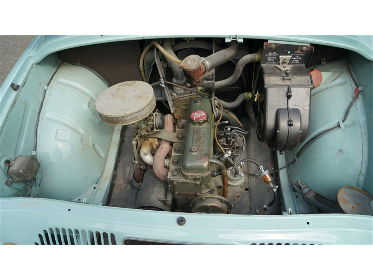 Large Picture of '62 Dauphine - OVON