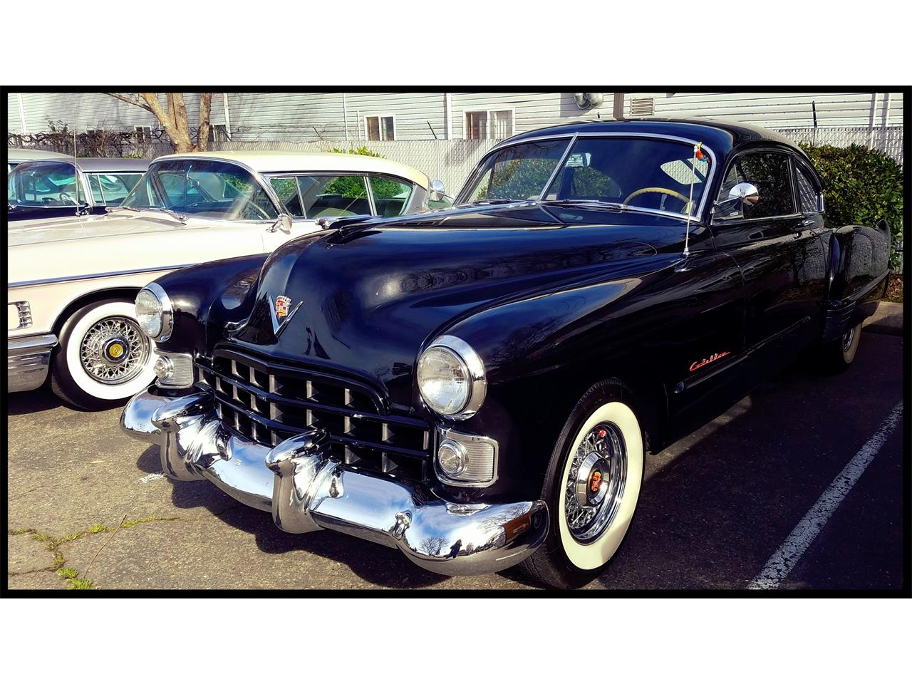 Large Picture of '48 Cadillac Series 61 located in Sacramento California - P1AE