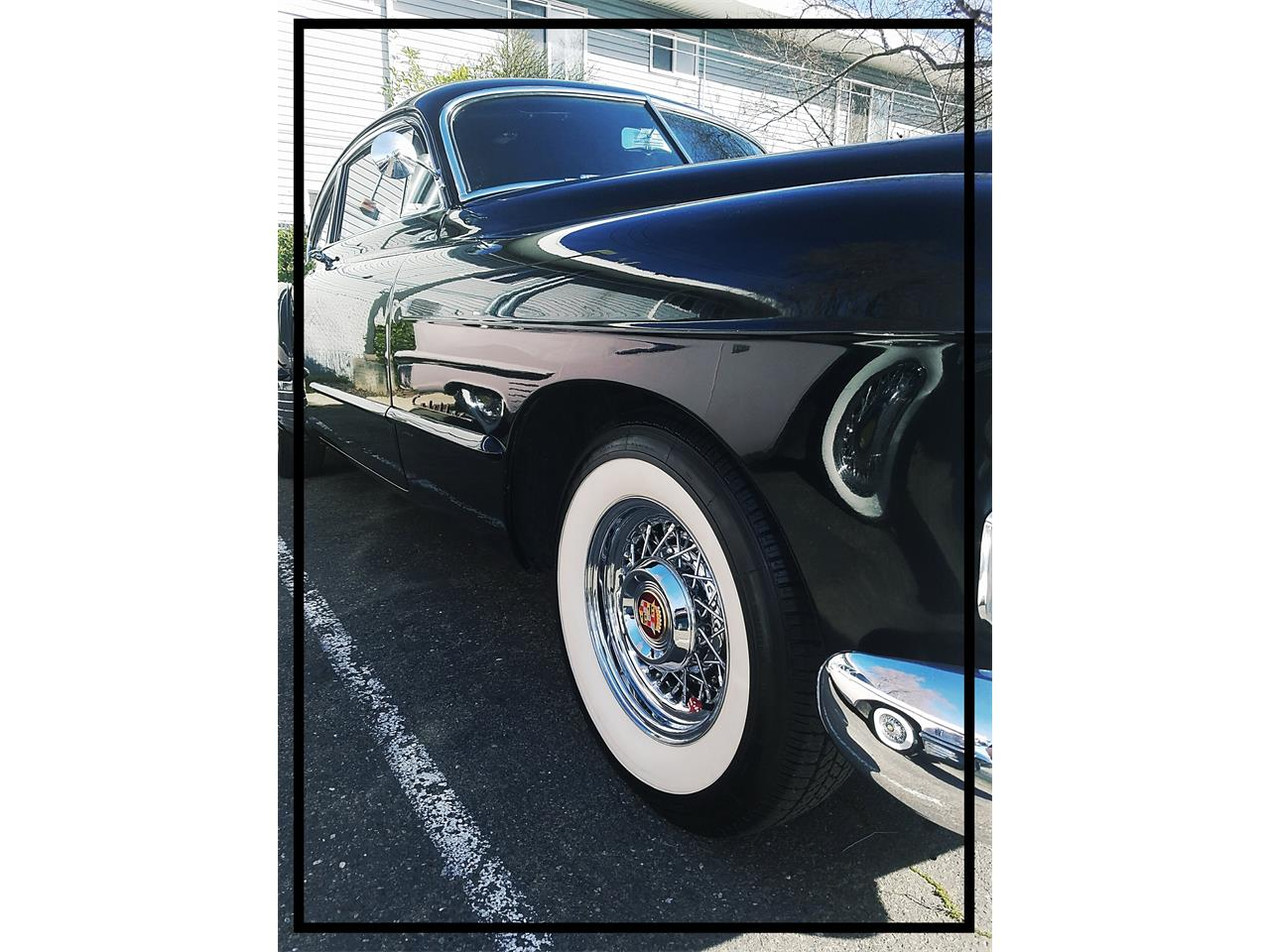 Large Picture of Classic 1948 Series 61 located in Sacramento California Offered by a Private Seller - P1AE