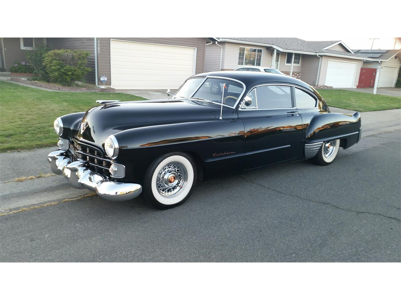 Large Picture of '48 Series 61 located in Sacramento California Offered by a Private Seller - P1AE