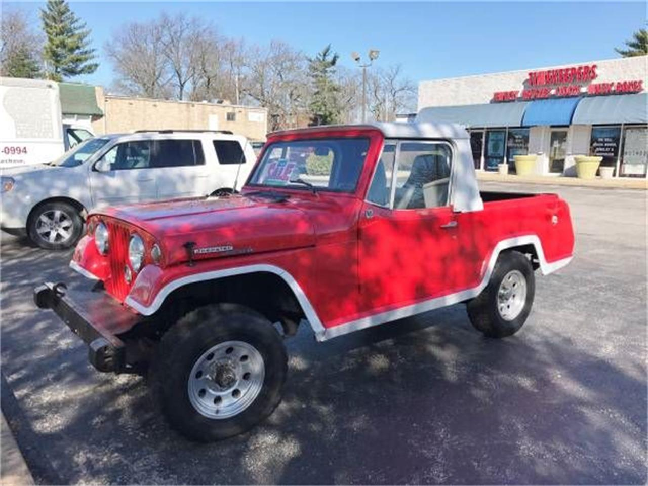 1967 Jeep Pickup For Sale