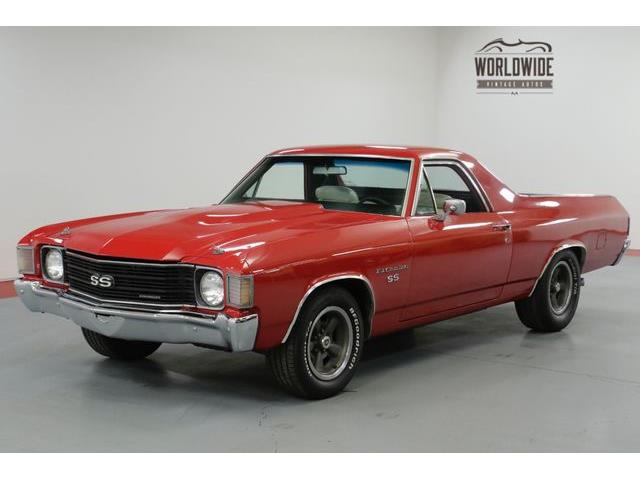 Picture of '72 Chevrolet El Camino SS - P1AJ