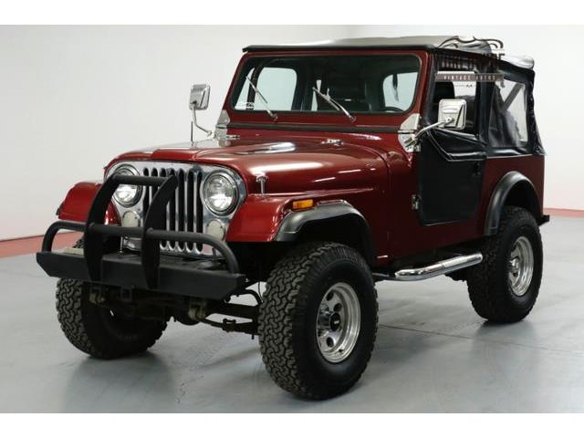 Picture of '84 CJ5 - P1AM