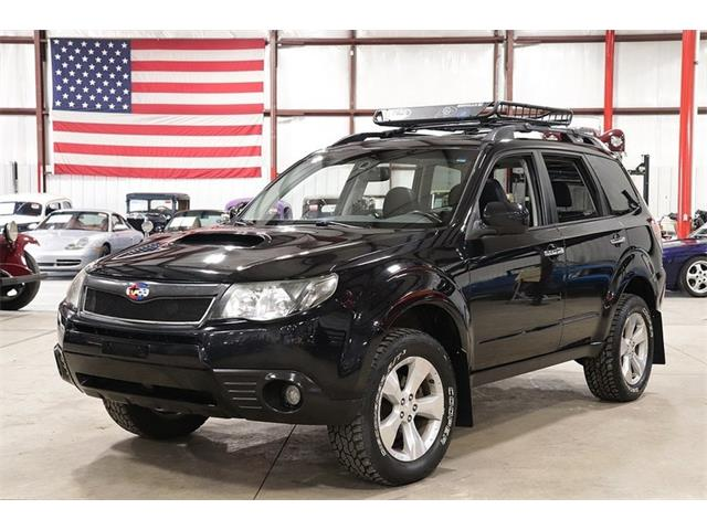 Picture of '09 Forester - P1B1