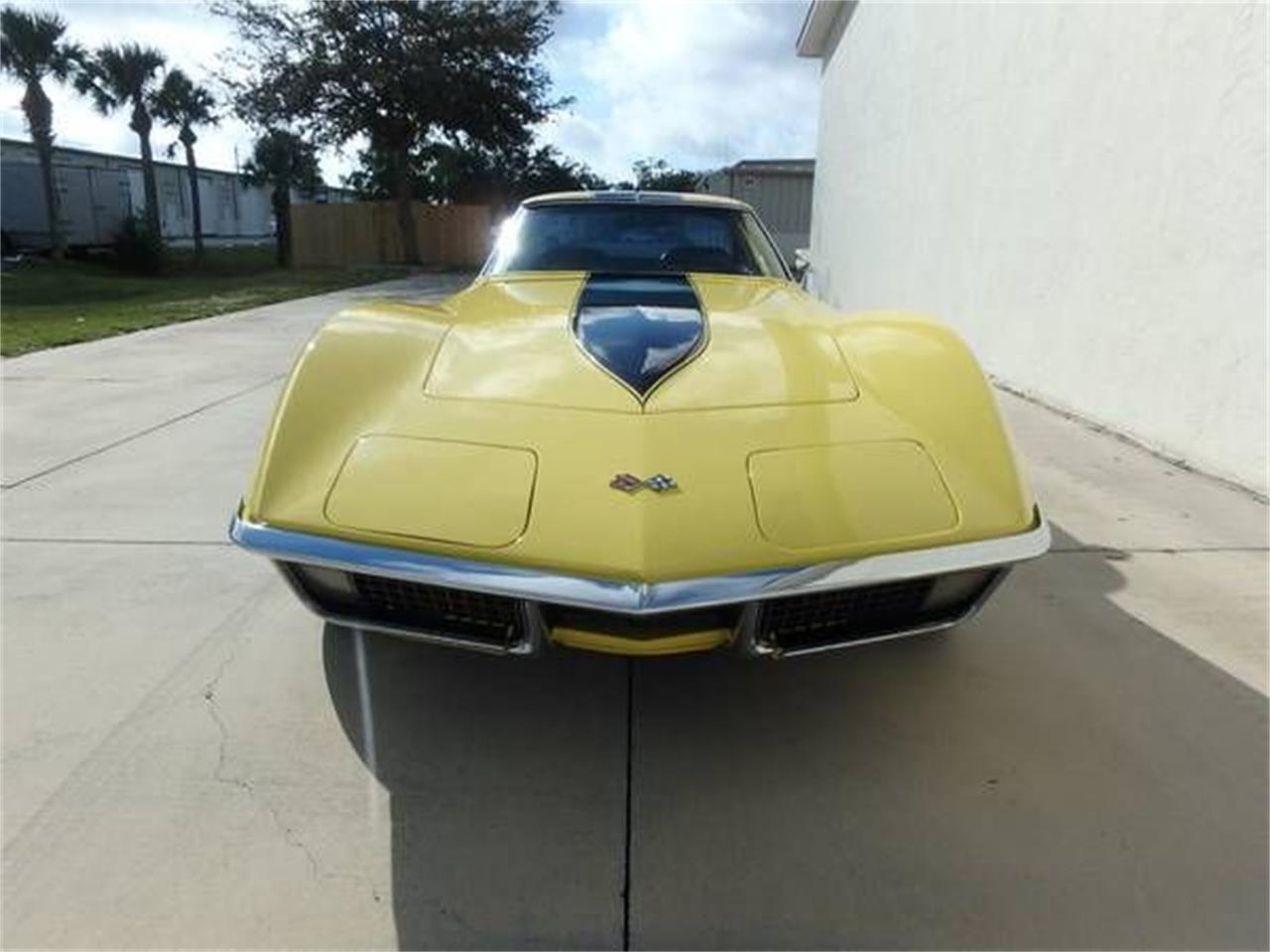 Large Picture of '71 Corvette - P1B2