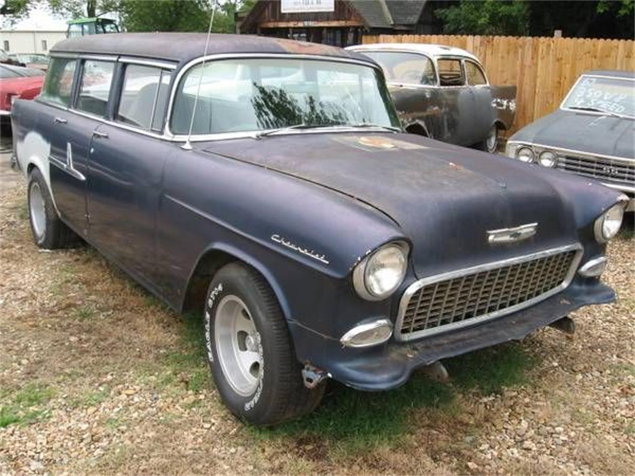 Large Picture of '55 Station Wagon - P1B7
