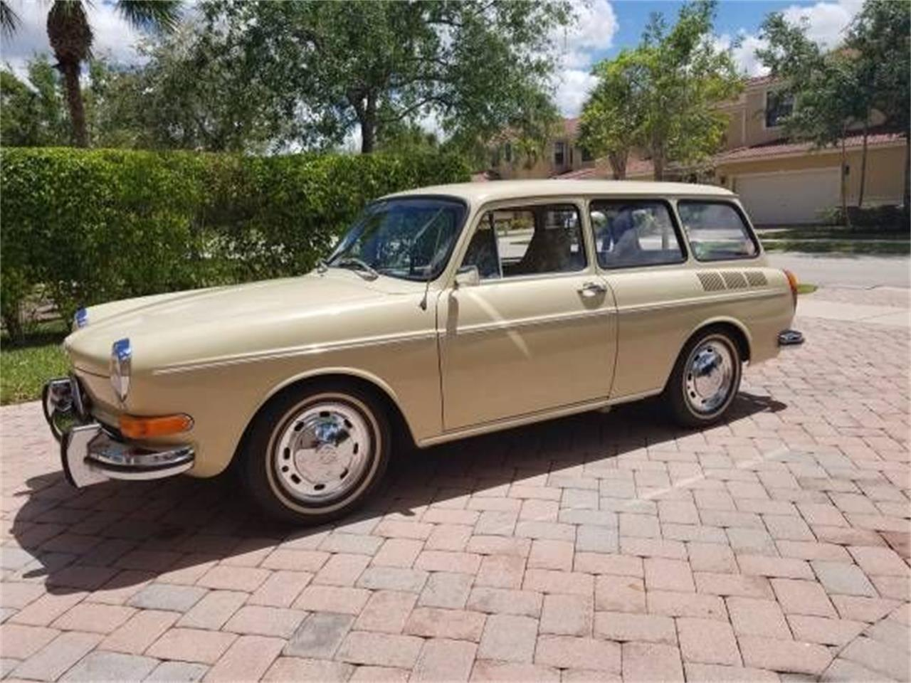 Large Picture of 1971 Volkswagen Type 3 - P1BA