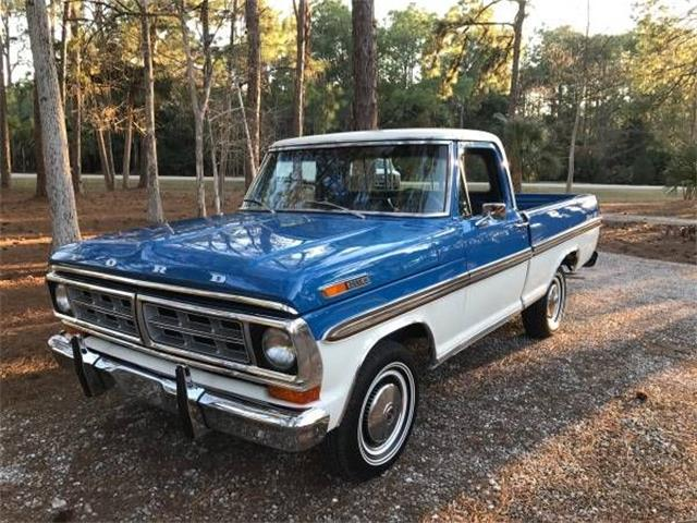 Picture of '71 F100 - P1BD